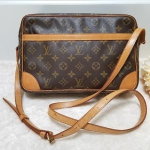😍Beautiful Louis Vuitton Crossbody Trocadero 30